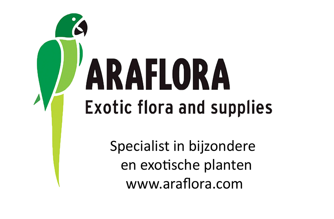 Advert Araflora 2018